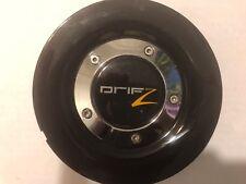 Drifz Wheels BLACK Custom Center Cap # LC63A, and LC63B (1 CAP) FREE GIFT