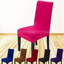 Stretch Dining Chair Covers Chair Protector Slipcover Decor Spandex