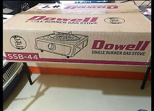 Single burner gas stove (Dowell)