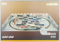 "MÄRKLIN mini-club Spur Z 8150 Startpackung ""mini-club Museum"", OVP, Zustand gut"