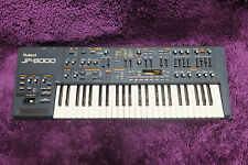 ROLAND JP-8000 / 8080 key version Synthesizer/Keyboard 170215