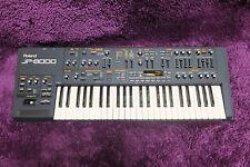 ROLAND JP-8000 / 8080 key version Synthesizer/Keyboard 170215