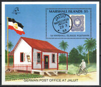 Marshall Islands Stamp - Germany #32 with Marshall Is cancel Stamp - NH