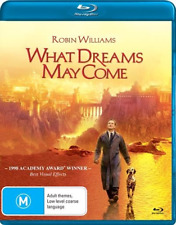 What Dreams May Come (2018) (Blu-ray) (Region B) New Release