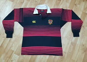 Canterbury Rugby Football Union Vintage Jersey Shirt