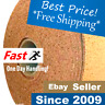 """80"""" x 48"""" x 1/4"""" Thick Cork Roll tile bulletin board panel acoustic sheet wall"""