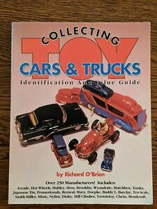 Collecting Toy Cars & Trucks (A Collector's Identification & Value Guide. MINT