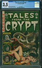 Tales From The Crypt 32 CGC 3.5 - OW Pages