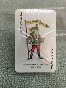 Miniature Playing Cards with case