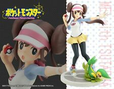 KOTOBUKIYA ARTFX J Rosa Mei with Snivy 1/8 PVC Figure (Completed) Pokemon