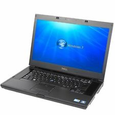 Dell Latitude E6510 Laptop Notebook Core i5 520m 2.4Ghz 4GB Ram 250GB Win 7 Pro
