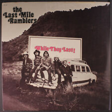 LAST MILE RAMBLERS: While They Last! LP Sealed (Junior Brown, small shrink tear