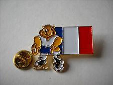 a1 FRANCIA uefa euro cup england 1996 spilla football calcio pins france 96