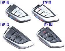 Auto Schlüssel Gehäuse für BMW X5 F15 X6 F16 2er F45 F46 X1 F48 Smartkey 3T A110