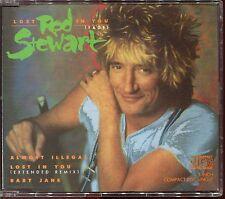 ROD STEWART - LOST IN YOU - 3 INCH 8 CM CD MAXI [2840]