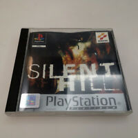 Silent Hill | Sony Playstation1 PS1 PAL Game | No Manual | Acceptable Condition