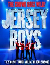 JERSEY BOYS | Poster | Picture | West End Show  | FREE POST | (TP002)