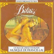 Bilitis Bande originale CD Francis Lai