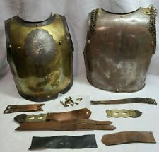 Original French Napoleonic Cuirassier Cavalry Trooper Armor Cuirass Marked 1833?