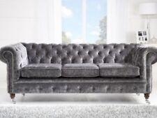 Living Room Velvet Traditional Armchairs