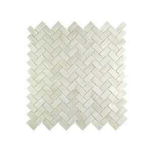 Incudo White Mosaic Mother of Pearl Tiles - 1 Sq. M
