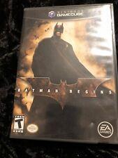 Batman Begins (Nintendo GameCube, 2005) See Pictures