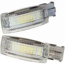 2 Stück LED Make Up Spiegel Schminkspiegel Beleuchtung VW Golf Jetta Passat 7404