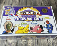 Cranium Turbo Edition Game For Adults And Teens 2004