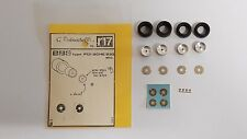 PORSCHE 930 BBS WHEELS SET ROBUSTELLI 1/43 N AMR BBR BOSICA PROVENCE STARTER