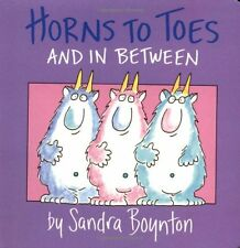 Horns to Toes and in Between by Sandra Boynton
