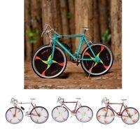 1:10 in miniatura Modello di Bicicletta Della Lega di Scala Bici Da Corsa