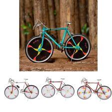 BICICLETTA Modello moto Diecast UK vehcile Regalo Grande Mountain Ciclo da Corsa