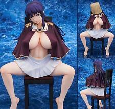 Dragon Toy Shinkyoku No Grimoire Miyo Lindbloom Sexy Girl PVC Figure
