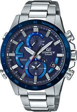*BRAND NEW* Casio G-Shock Men's Edifice Blue Dial Bloetooth Watch EQB900DB-2A