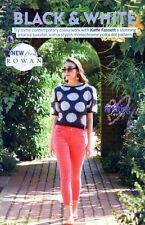 ~ Kaffe Fassett Pull-Out Knitting Pattern For Lady's Polka Dot Mohair Sweater ~