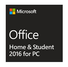 Microsoft Office Home and Student 2016 | 1 User PC Download