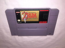 Legend of Zelda: A Link to the Past (Super Nintendo SNES) Game Cartridge Exc!