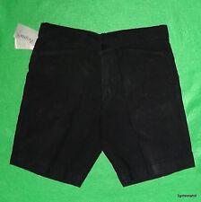 ZEGNA SPORT Shorts Flat Front Linen Cotton Blend Size 36 NWT NEW VALUE Italian