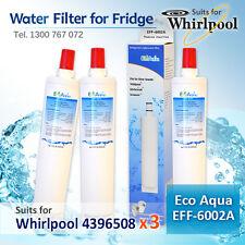 3*4396508 WHIRLPOOL FRIDGE ICE&WATER  FILTER REPLACEMENT (ECO AQUA)