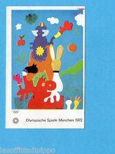 MUNCHEN/MONACO '72-PANINI-Figurina/Manifesto n.3- Rec