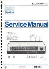Philips  Original Service Manual für  22 RH 640
