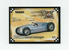 1994 Tracks Valvoline Racing Card #43 Auto Union Bernd Rosemeyer 1937