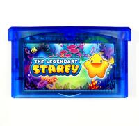 The Legendary Starfy ENGLISH for Game Boy Advance Densetsu no Stafy cartridge