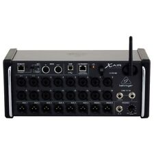 BEHRINGER X AIR XR18 mixer digitale wifi usb 18 canali x tablet ipad android