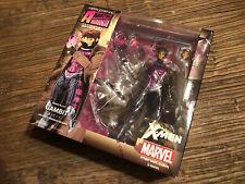 New listing Marvel Amazing Yamaguchi Revoltech X-Men Gambit | Us Seller | Authentic