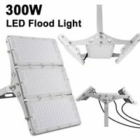 300W LED Flood Light Outdoor Module Spotlight Garden Yard Lamp Cool White US