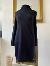 COS Navy 100% Wool Sweater Dress/Tunic Size XS 🌟 Worn Once
