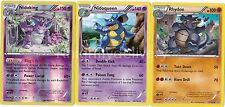 Pokemon Giovanni Complete Deck - Nidoking - Nidoqueen - Rhydon - NM - 60 Cards