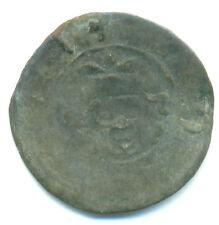 Löwenstein-Wertheim, Johann I., Pfennig a. Würzburger Schlag um 1400