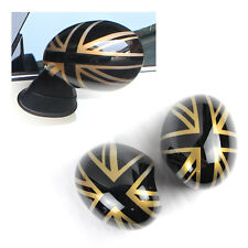 Union Jack Side Mirror Covers Caps For MINI Cooper R55 R56 R57 R58 R59 R60 R61